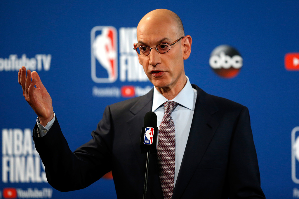 NBA执行12个月薪酬计划 90%球员拿不到一半工资