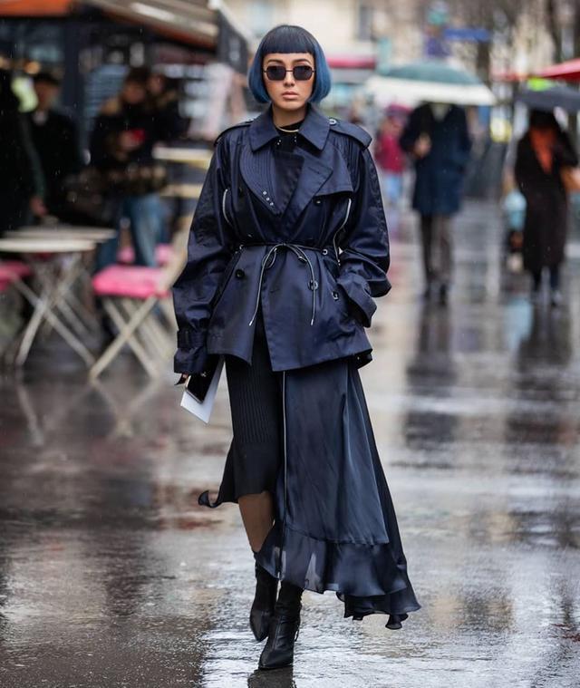 原创             想把皮革穿得时尚?少不了这几个技巧,get上皮革达人就是你