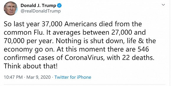 """特朗普对疫情态度大反转,这位""""美国啦啦队长""""是如何变悲观的?"""
