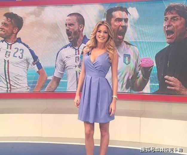 意大利头号美女体育主播,颜值身材无可挑剔,隔离期大晒居家美照_中欧新闻_欧洲中文网