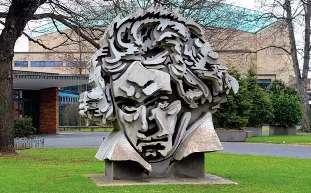 """『贝多芬』贝多芬诞辰250年:音乐""""浪漫天才""""从未真正走下神坛,"""