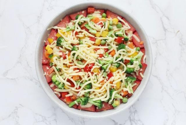 剩饭别浪费, 做成中西合璧米饭披萨, 吃过的还想吃