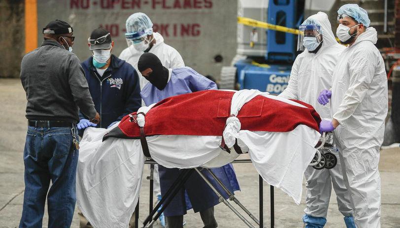 美法死亡病例超中国!特朗普称疫情高峰来临,法国说还将飙升