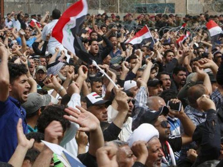 萨达姆被绞死后,此国宣布降半旗哀悼三天,禁止一切娱乐活动