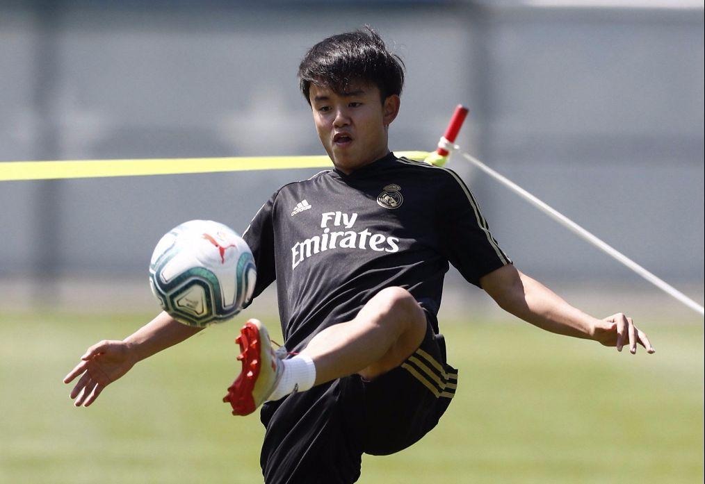 原创             19岁日本天才有望登陆欧洲豪门,本赛季西甲独造6球,力压武磊!
