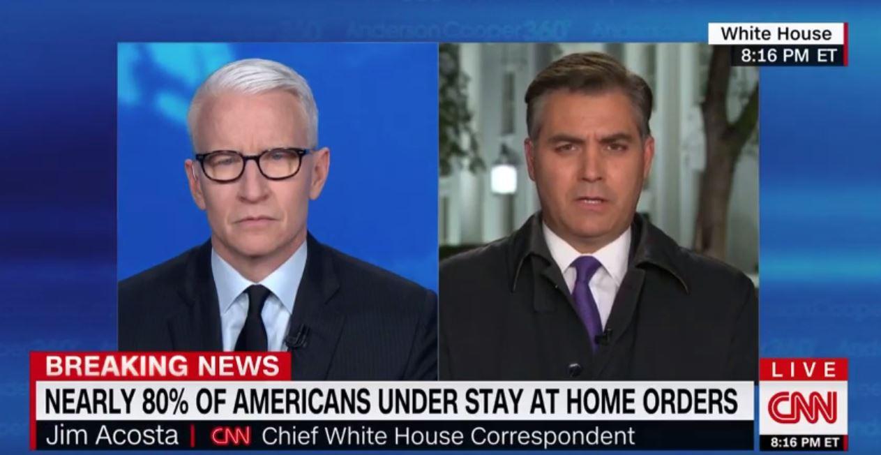 """罕见!CNN""""夸""""了特朗普:他明白了"""