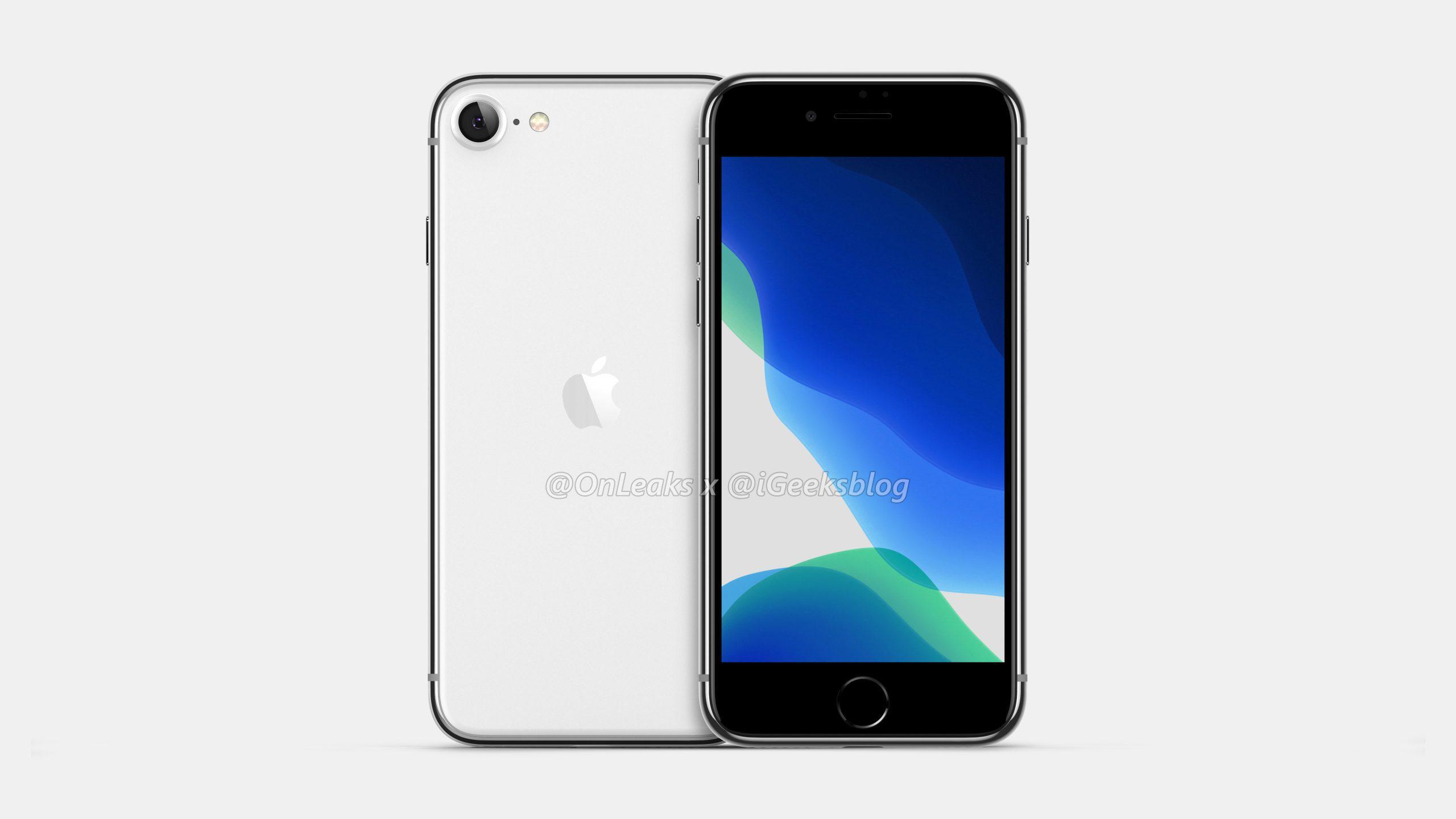 爆料称新iPhone将于4月15日发布