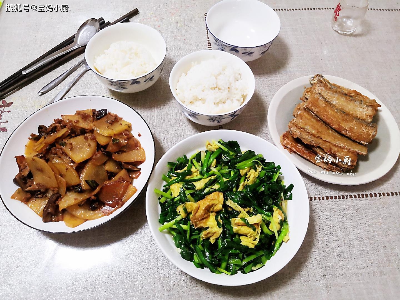 朋友圈连晒我家6天晚餐,每天一桌,朋友:这吃法准得胖成球