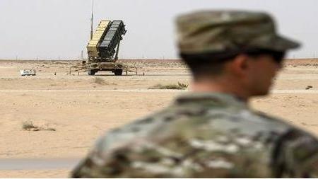 美国在伊拉克部署爱国者导弹防御系统