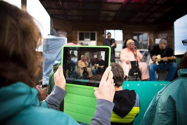 iPad Pro 的超广角相机,不只是让我们拍出更好的游客照