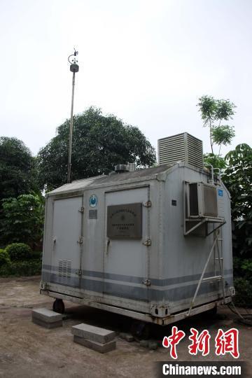 廣西將在邊境和核設施周邊再建5個國控大氣輻射環境自動監測站