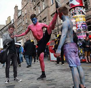2020爱丁堡国际艺术节宣布取消