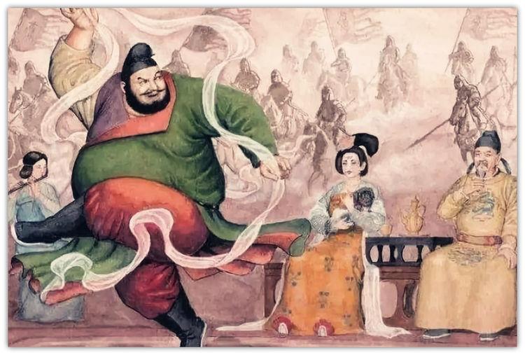 """唐玄宗听说杨贵妃为安禄山""""洗三"""",为何不生气?"""