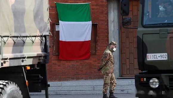 """""""封国""""后的意大利,动"""