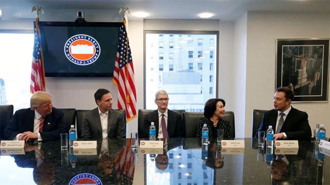 外媒发现库克曾就关税问题直接联系美国贸易代表