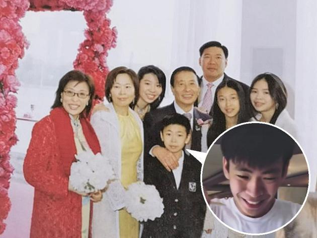香港首富李兆基外孙确诊新冠肺炎