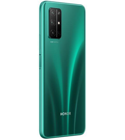 2399元起,荣耀30S手机4月7日开售:麒麟820 5G+4000mAh电池