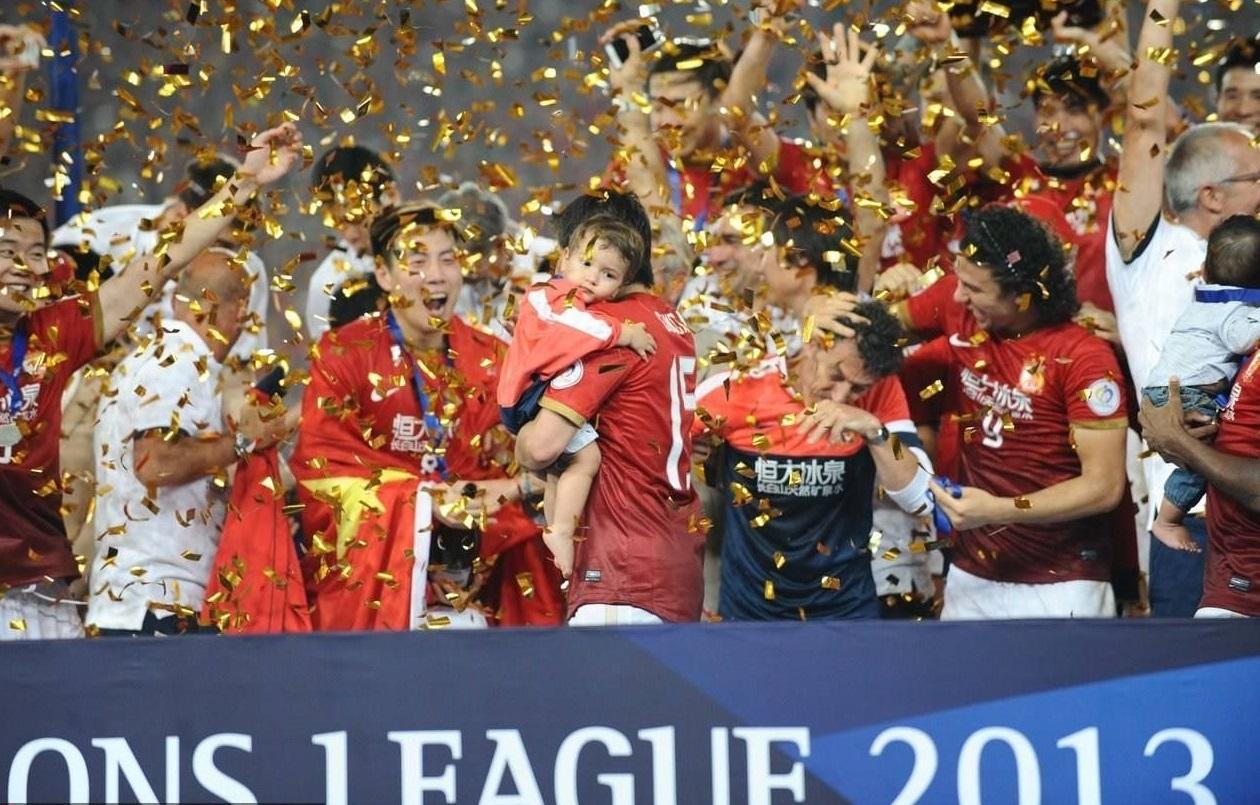 深度剖析 中超各队大手笔投入 为什么只有广州恒大队获得成功?