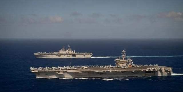 罗斯福号航母会成钻石公主号吗?舰长称病毒已在4000名船员中失控