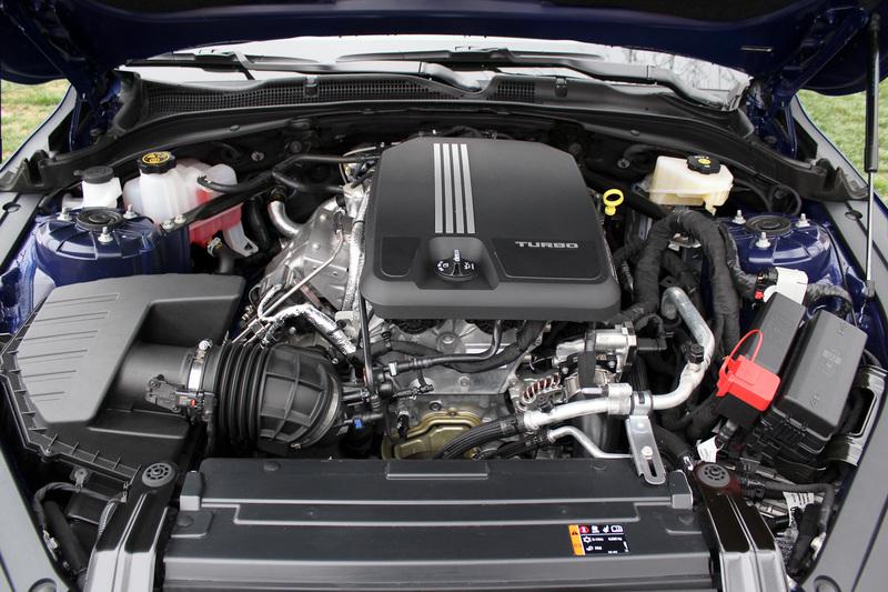 凯迪拉克CT4将于4月8日上市 搭载2.0T发动机