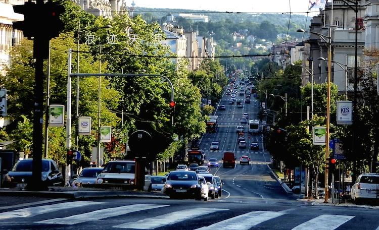 塞尔维亚旅游最享受