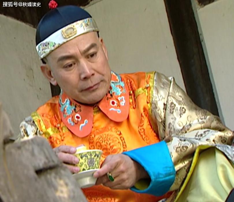 """雍正王朝:同为""""白鸭案""""嫌疑人,为何胤禟能脱身,胤礽却跌倒?"""
