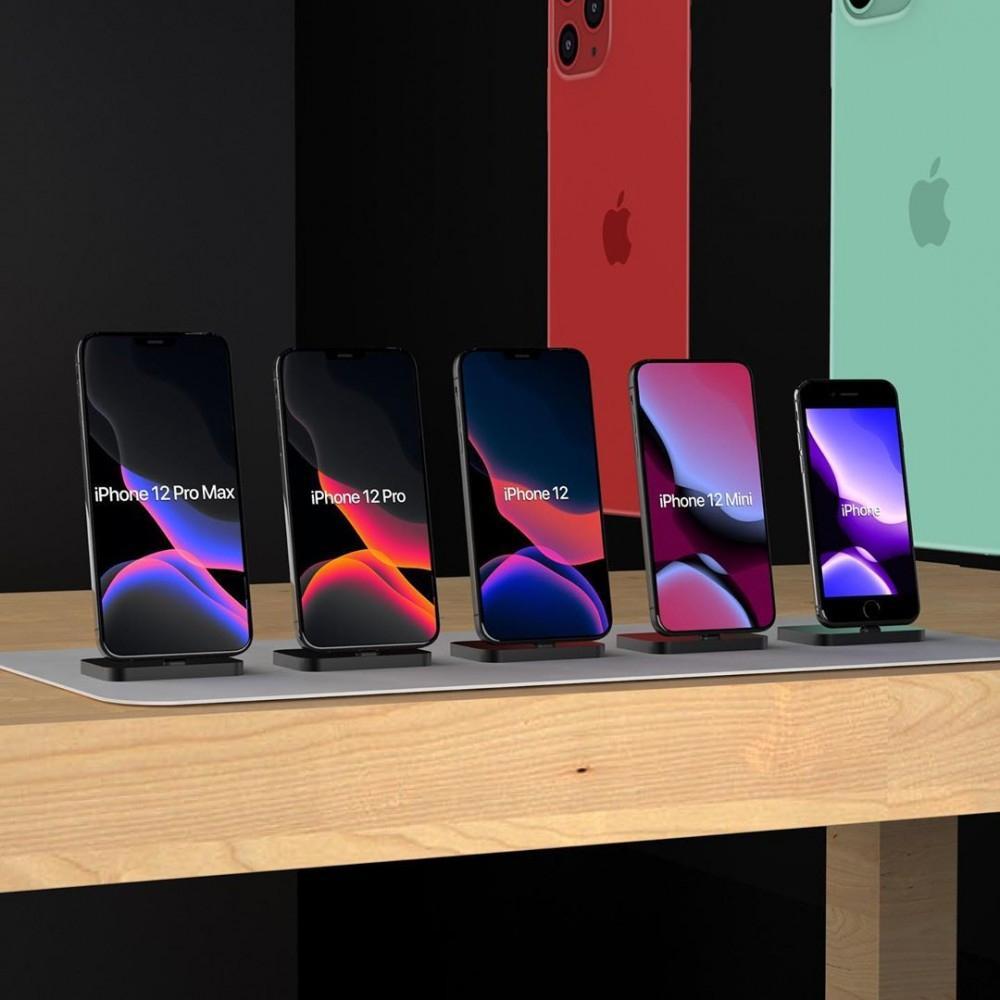 库克为中国点赞,iPhone 12系列将如约发布!