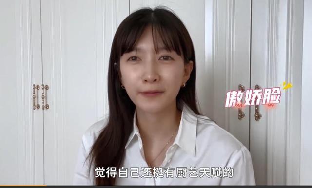 原创             江疏影宅家变黑黄皮,剪的齐刘海显老又土气!网友:以为是papi酱