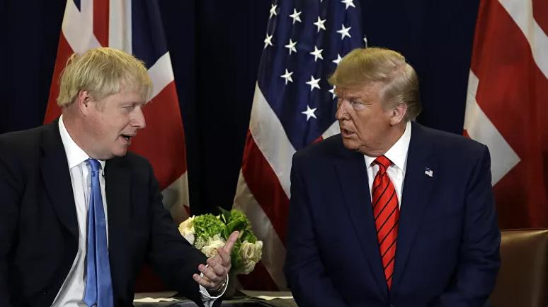 特朗普表示,如果英国不改变策略那结果会很严重_英国新闻_首页 - 英国中文网