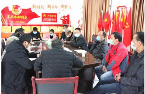 湖北兴山县教育局指导高桥乡中心学校网络教学