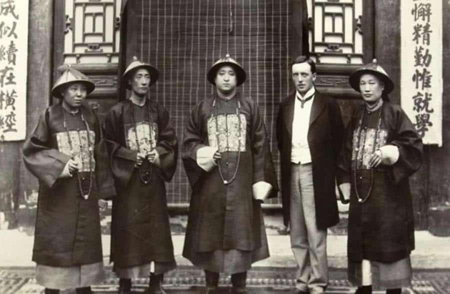 清朝时期外国人如何才能加入中国籍?