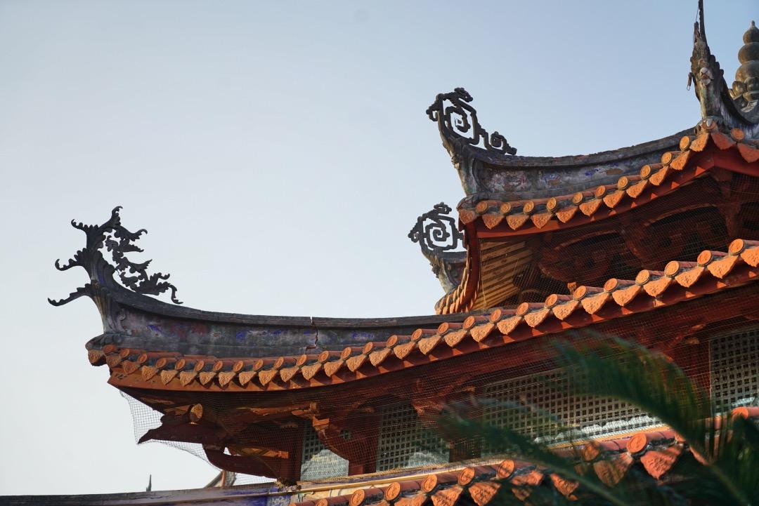 原创             泉州开元寺,这个纪念堂是为看破红尘的民国传奇人物弘一法师而设