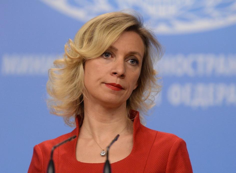 俄外交部:提供给美方的人道主义抗疫物资,美国只出了一半的钱