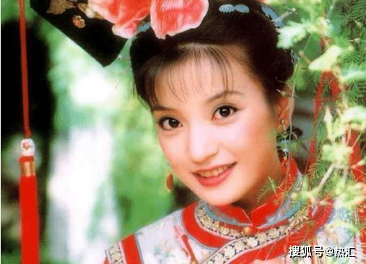 """听说陈德容才是""""小燕子""""最佳人选,定妆照惊艳了,可惜错过了!"""