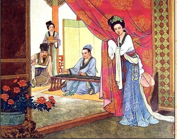 一代才女卓文君:恋爱中的女人智商为零