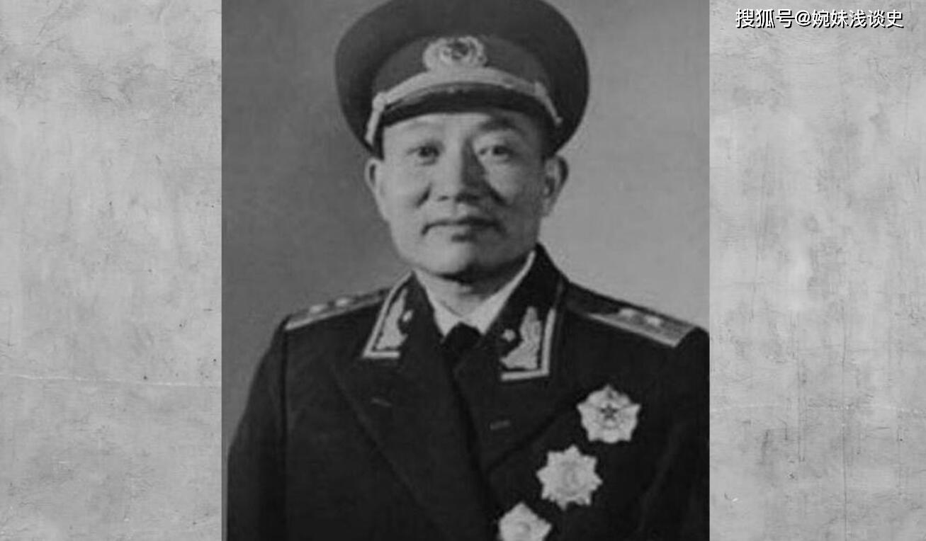 八路军被俘最高级别将领,刘帅亲自下令劫法场,55年授予开国中将
