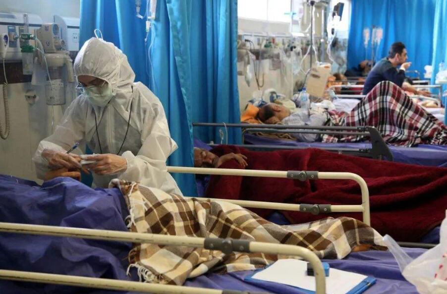 不顾疫情蔓延,以色列大批F35出击,伊朗基地遭袭击