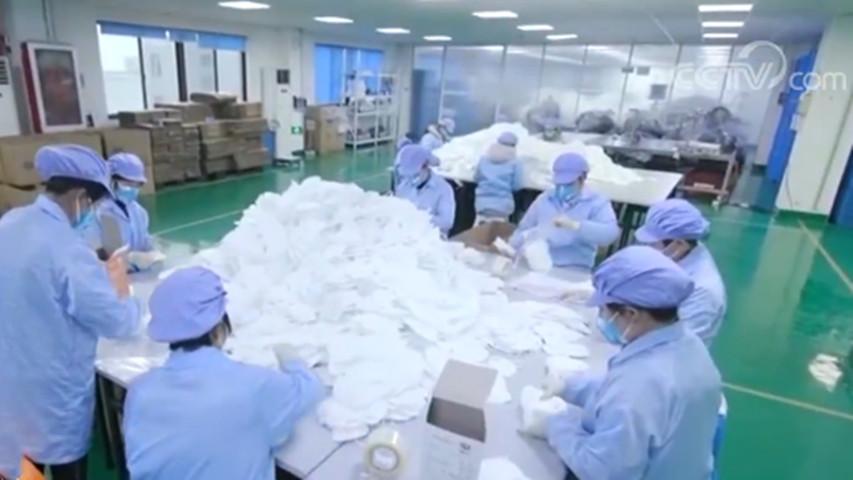 """荷兰媒体报道中国产口罩因""""不合格""""被召回?商务部还原真相"""