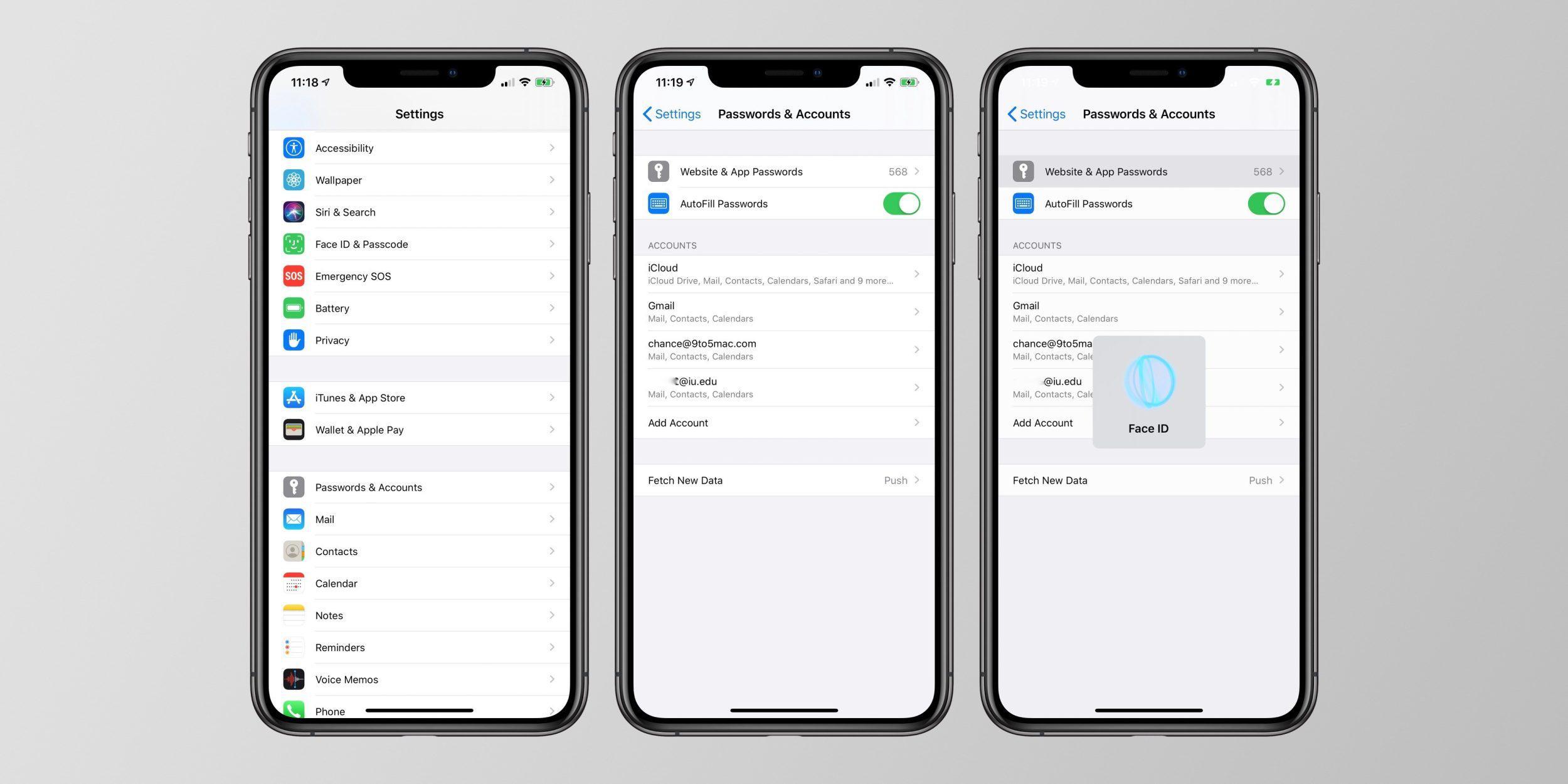 iOS 14曝光新功能:iCloud钥匙串升级