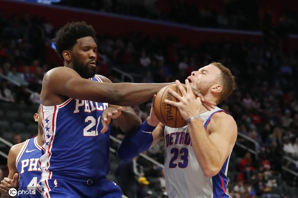 NBA现役十大
