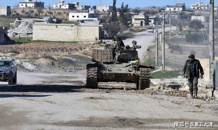 叛军指挥官携部下投诚阿萨德,拱手让出战略要地,土耳其彻底失算