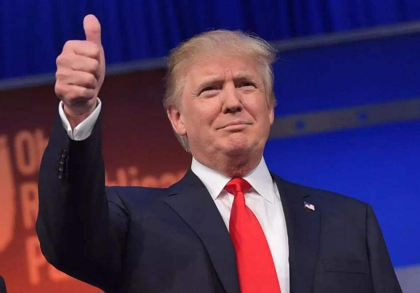 特朗普竞争对手来了,支持率领先9%,总统宝座或易主