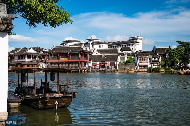 原创             江浙沪周边两小时可达的秀丽古镇,这些特色你都不知道等于白去了
