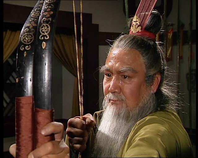 黄忠在定军山斩杀威震关中的夏侯渊,他当时真的很老么?