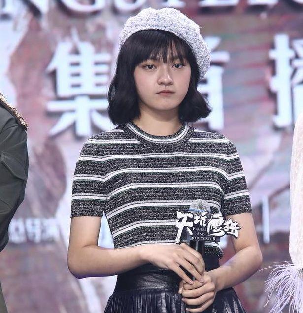 台湾00后女演员,拿过金马奖最佳女配角,网友:长得有点特别!
