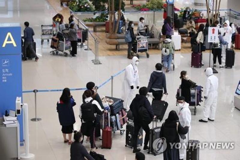8名外国人拒绝执行入境隔离,韩国直接将他们送回国