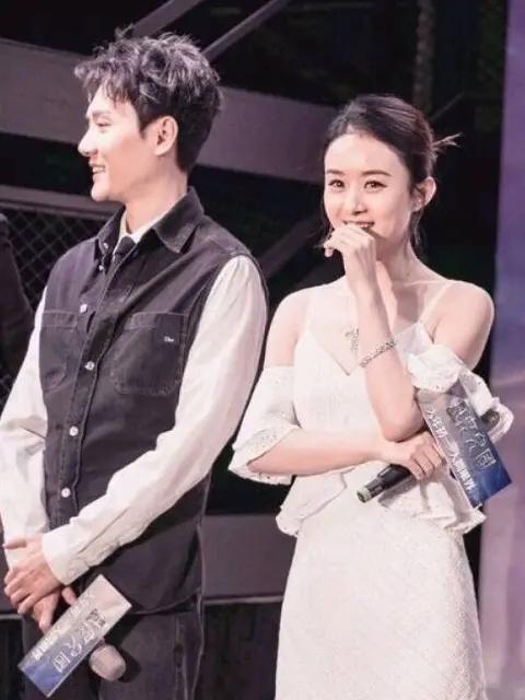 """孩子都可以""""打酱油""""了,冯绍峰为什么还没有和赵丽颖办婚礼"""