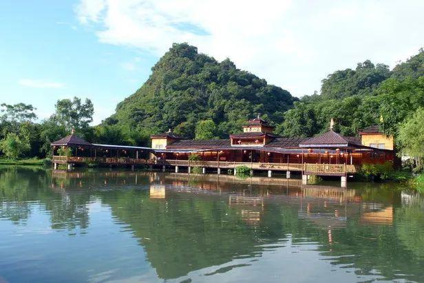 在贺州富川,有个秀丽的状元村,虽不及黄姚出名,却多了一分避世