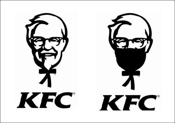 原创             疫情限定logo,这些品牌重制logo来呼吁居家隔离