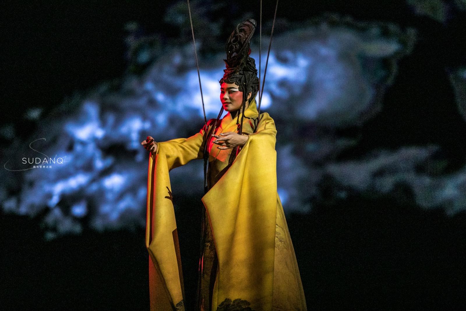 老外真的懂中国文化吗?武汉汉秀剧场震撼人心!门票最贵2699元